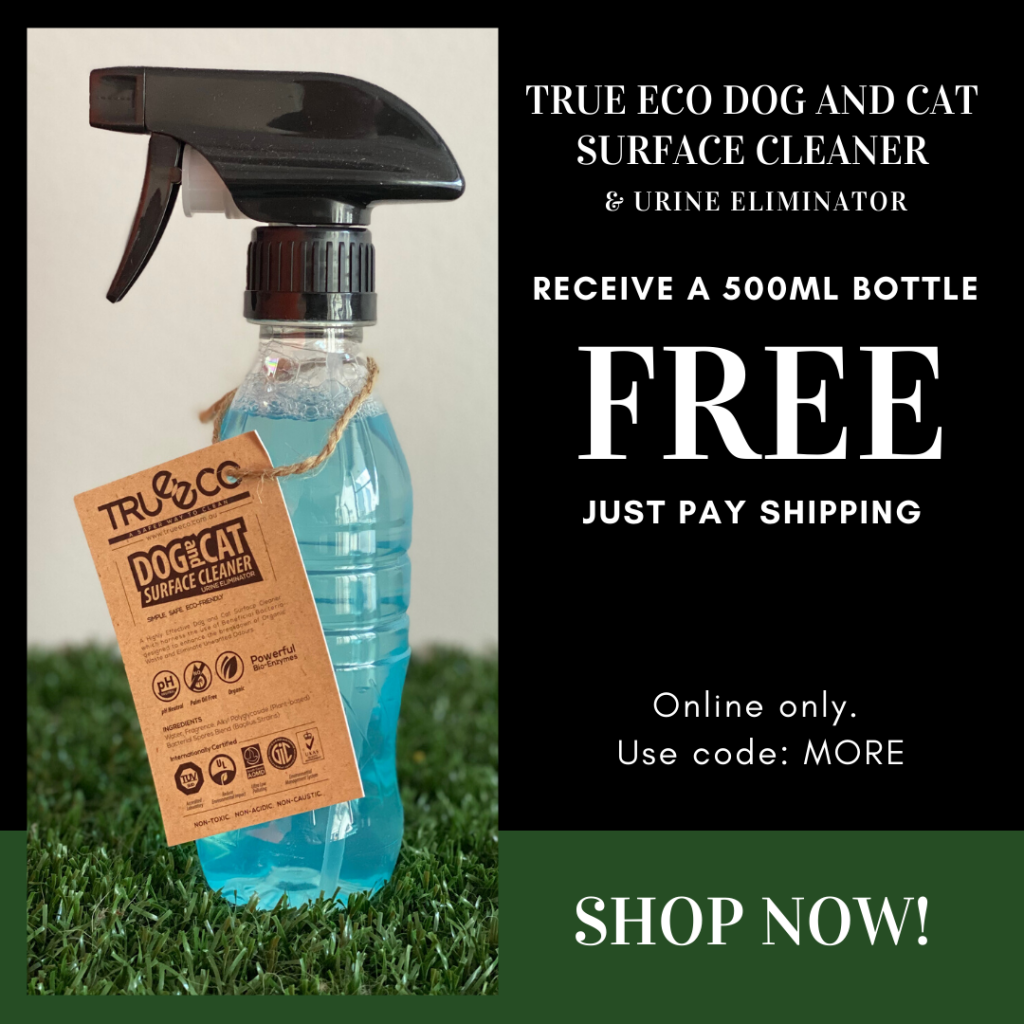 Dog and Cat Surface Cleaner
